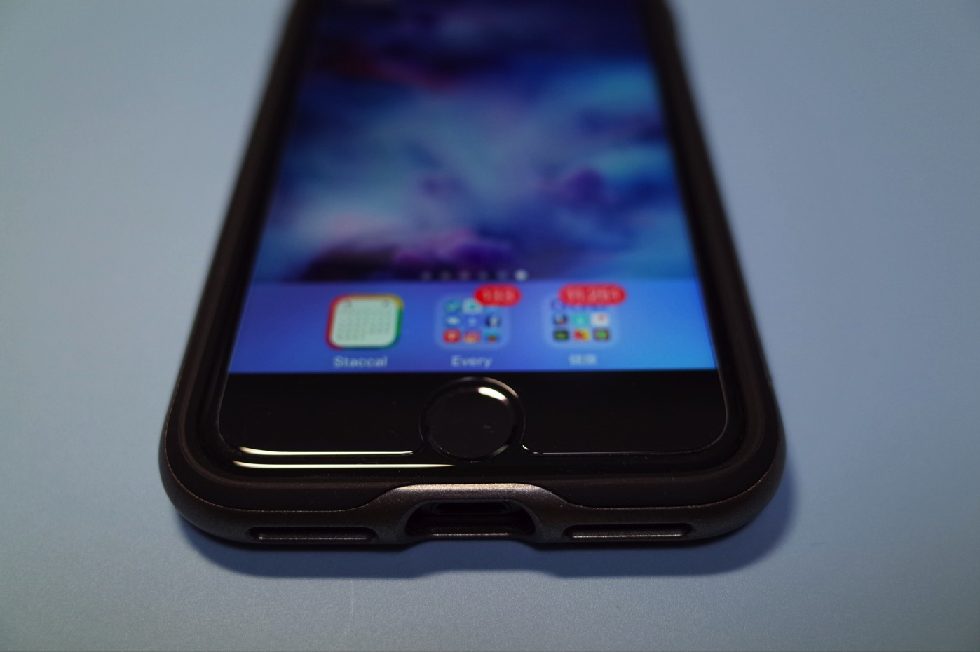 iPhoneケース「ネオ・ハイブリッド米軍MIL規格取得 二重構造バンパー」-10