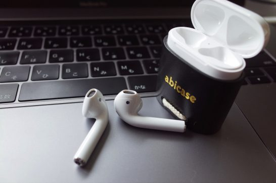 [AirPods]改めてAirPodsの潜在能力の高さを思い知らされたよ