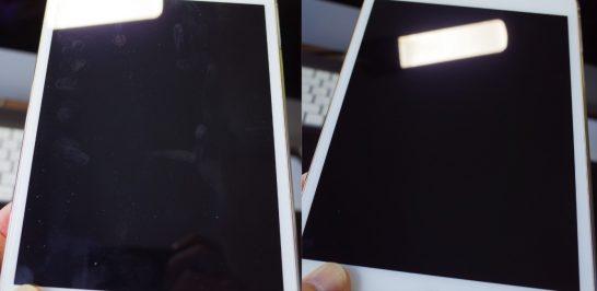 [iPhone]想像以上!サッサッサッとTORAY クリーニングクロスでピッカピカになるよ