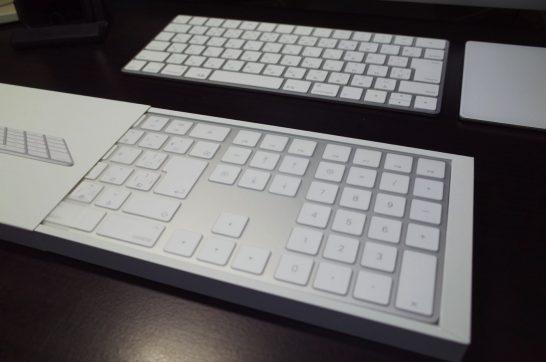 [Mac]買ってみた!Magic Keyboard(テンキー付き)- 日本語(JIS)の使いやすさ感動したよ