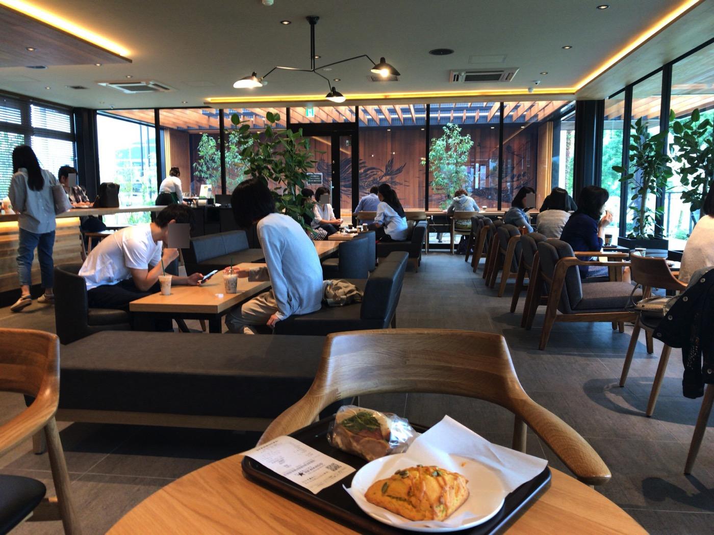 STARBUCKS 山口市中央公園店-5