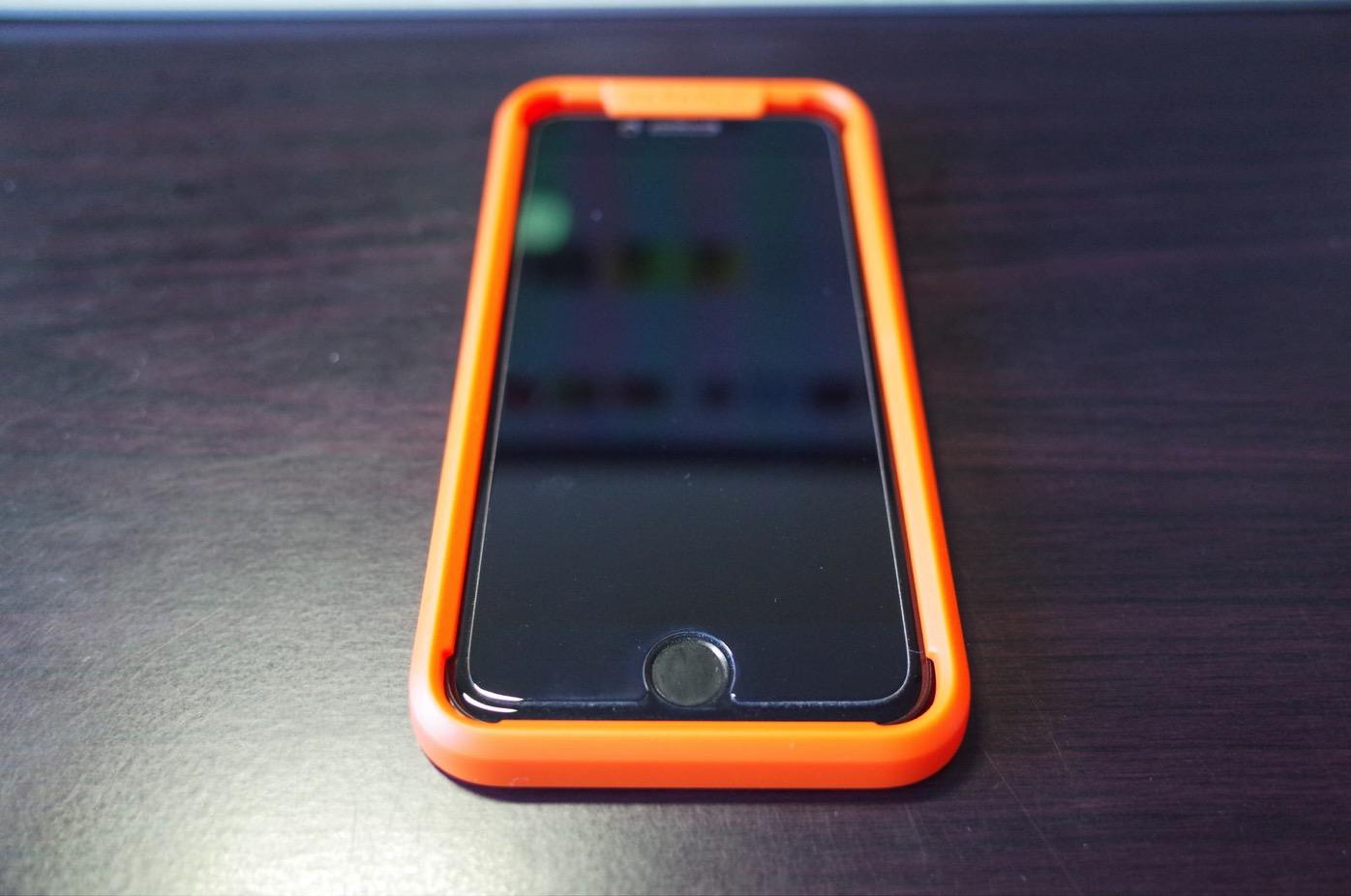 [iPhone]新型 iPhone X用の保護フィルム「Anker KARAPAX GlassGuard iPhone X用 強化ガラス液晶保護フィルム」を購入してみたよ