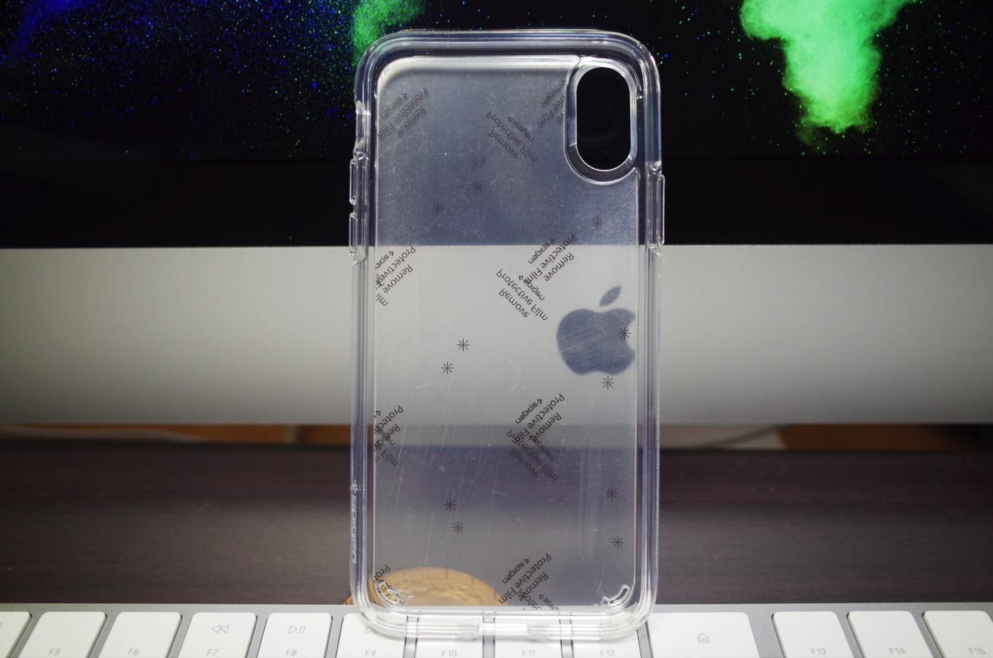 【Spigen】iPhone X ケース, [ 米軍MIL規格取得 落下 衝撃 吸収 ] ウルトラ・ハイブリッド アイフォン X 用 耐衝撃 カバー-4