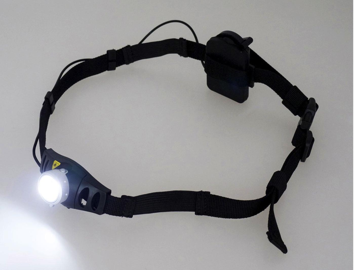 [Amazon]暗闇の朝ラン時の安全性を確保するために「ReUdo ランニングライト 軽量ウエストベルトタイプ」を購入したよ