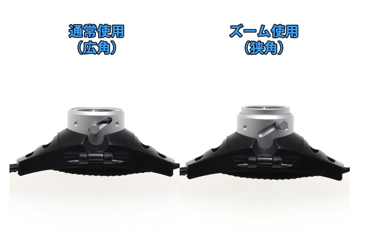 ReUdo ランニングライト 軽量ウエストベルトタイプ-8