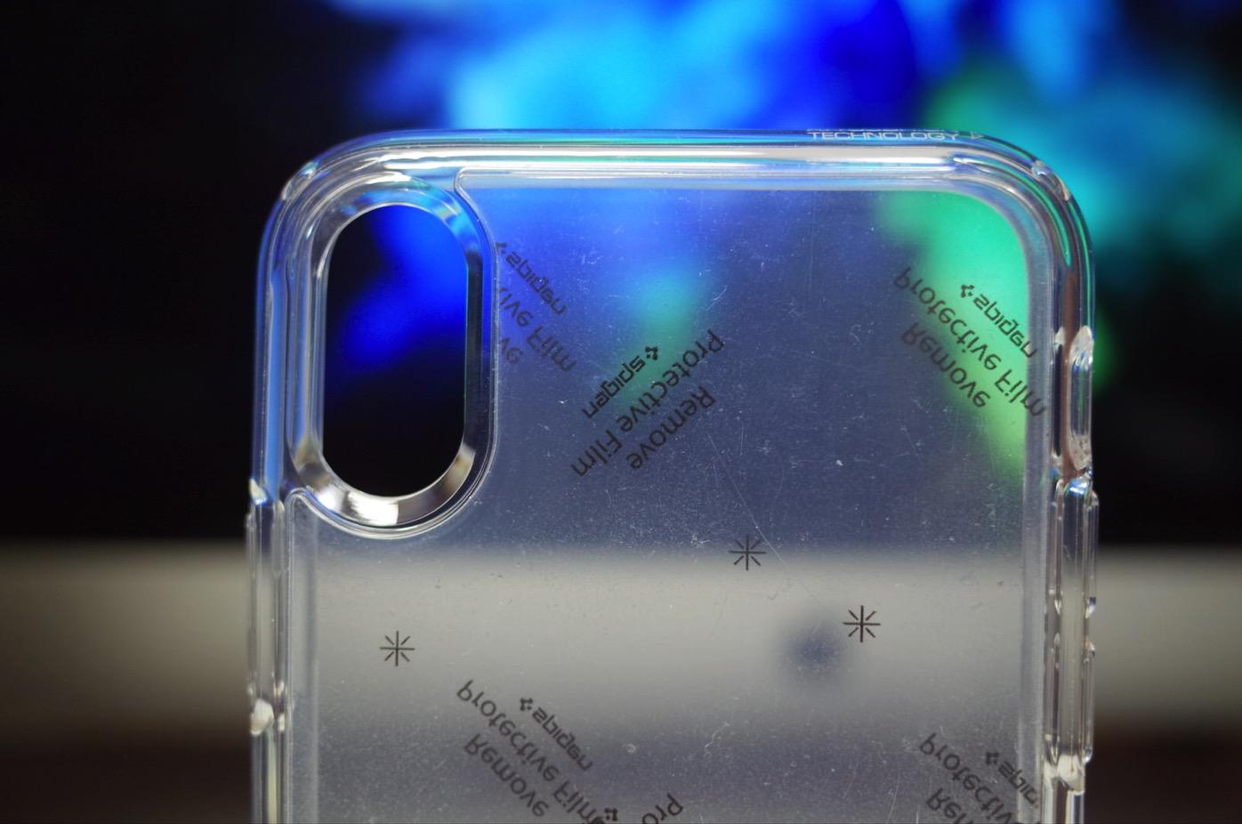 【Spigen】iPhone X ケース, [ 米軍MIL規格取得 落下 衝撃 吸収 ] ウルトラ・ハイブリッド アイフォン X 用 耐衝撃 カバー-7
