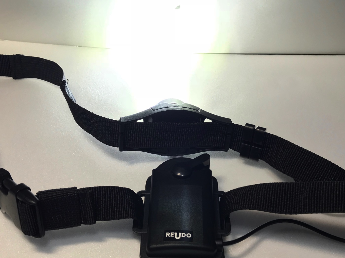 ReUdo ランニングライト 軽量ウエストベルトタイプ-13