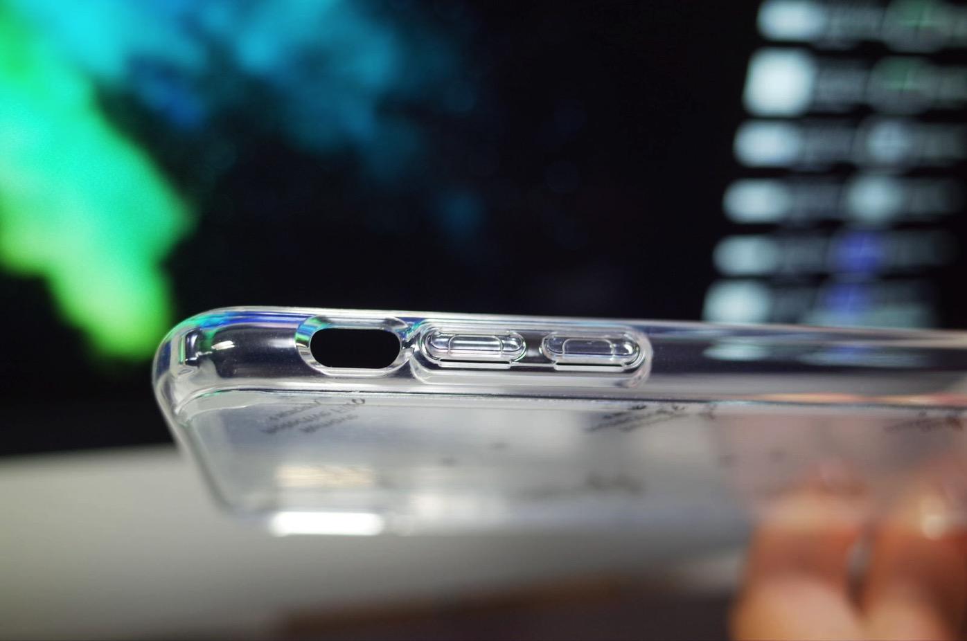 【Spigen】iPhone X ケース, [ 米軍MIL規格取得 落下 衝撃 吸収 ] ウルトラ・ハイブリッド アイフォン X 用 耐衝撃 カバー-9