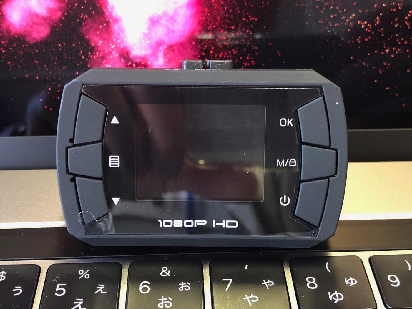 Toguard ドライブレコーダー ドラレコ 1080P フルHD 動き検知 常時録画 上書き録画 Gセンサー搭載 16Gカード付属-4