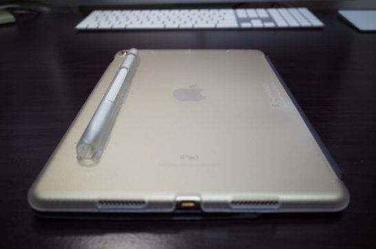[iPad Pro]大切な「iPad Pro 10.5」の使い心地をよくする品物をAmazonで揃えたよ