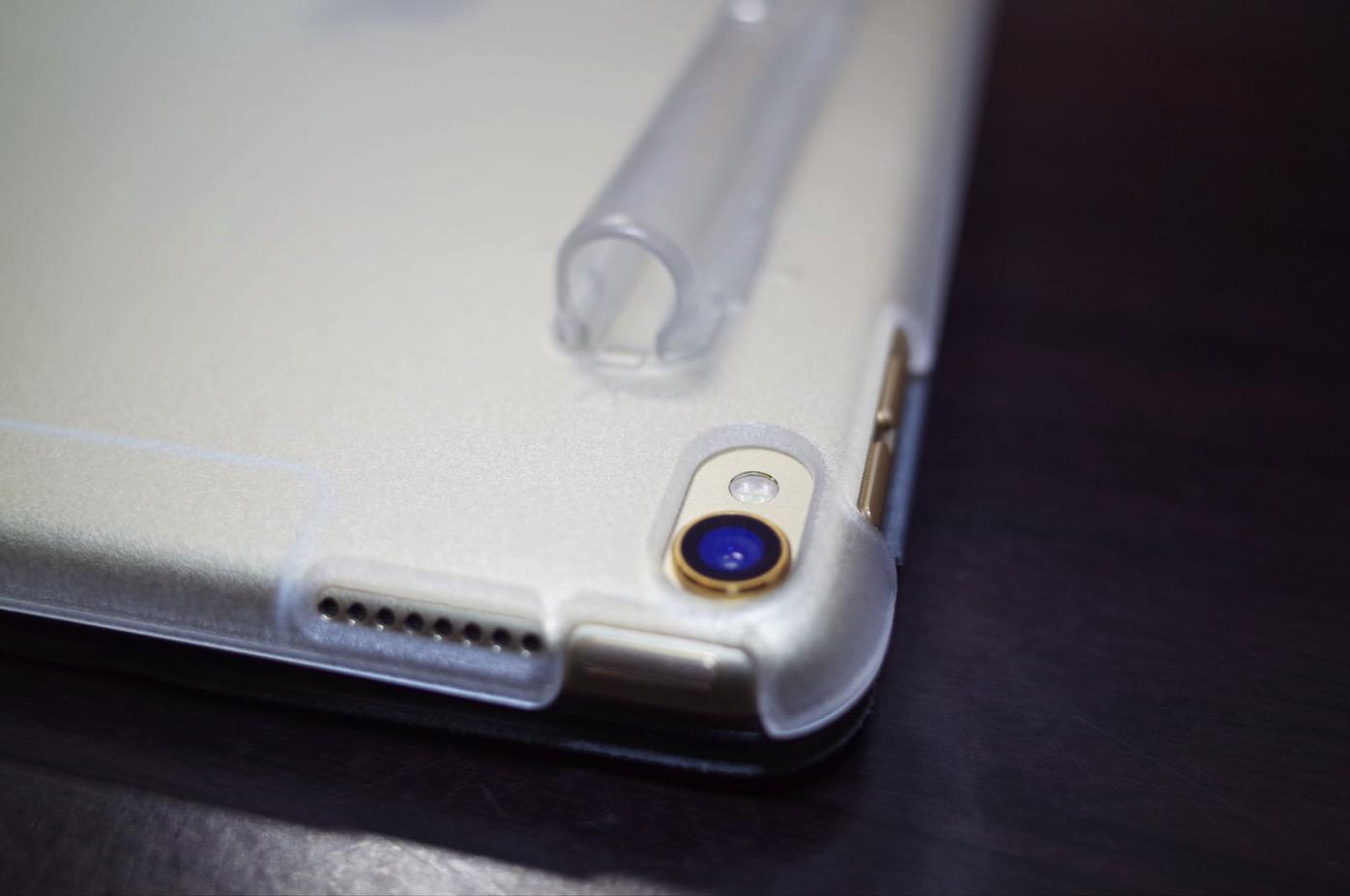 iPad Pro 10.5 ケース SwitchEasy CoverBuddy ハード バック カバー Apple Pencil 収納付き 純正 スマートキーボード 対応-10
