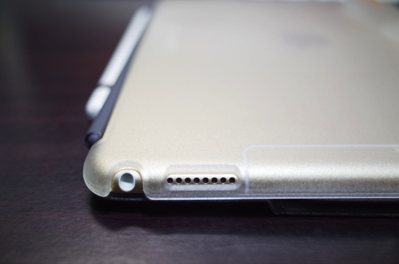 iPad Pro 10.5 ケース SwitchEasy CoverBuddy ハード バック カバー Apple Pencil 収納付き 純正 スマートキーボード 対応-11