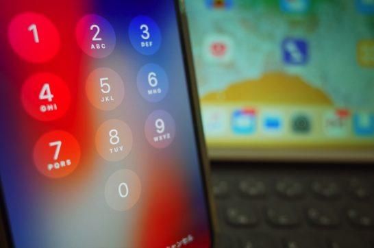 [Apple]毎日酷使する「iPhone X」と「Apple Watch」のパスワードを見なおしたらストレスフリーになったよ