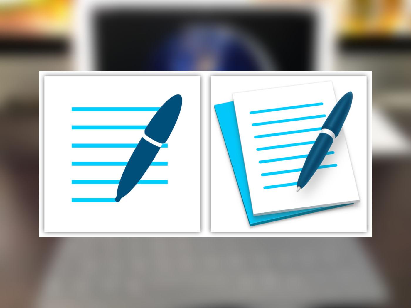 [iPad Pro]秀逸アプリ「GoodNotes」に新しいテンプレートを使えるようにしてiPhoneで確認チェックする一つの方法