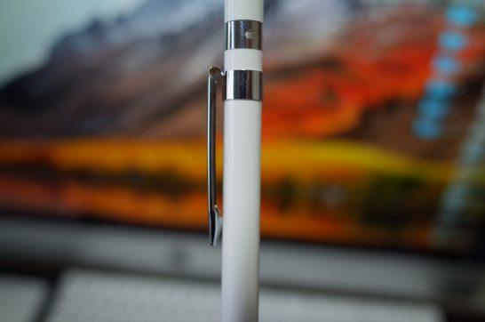 [iPad Pro]Apple Pencil用ペンクリップが届いたので紹介してみるよ