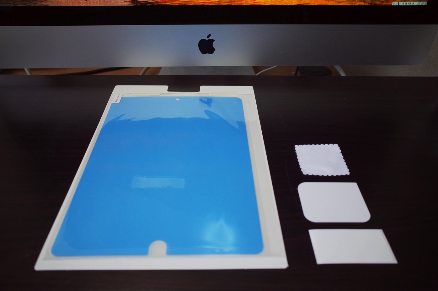 エレコム iPad フィルム iPad Pro 10.5 2017年モデル ペーパーライク 反射防止 TB-A17FLAPL-6