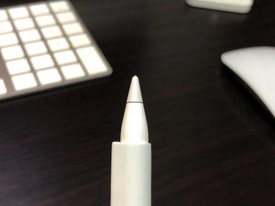 [Apple]iPad Proで使っているApple Pencilのペン先がすり減ってきたので新しいものを購入したみたらとても書きやすくなったよ