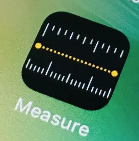 計測(メジャー)アプリ