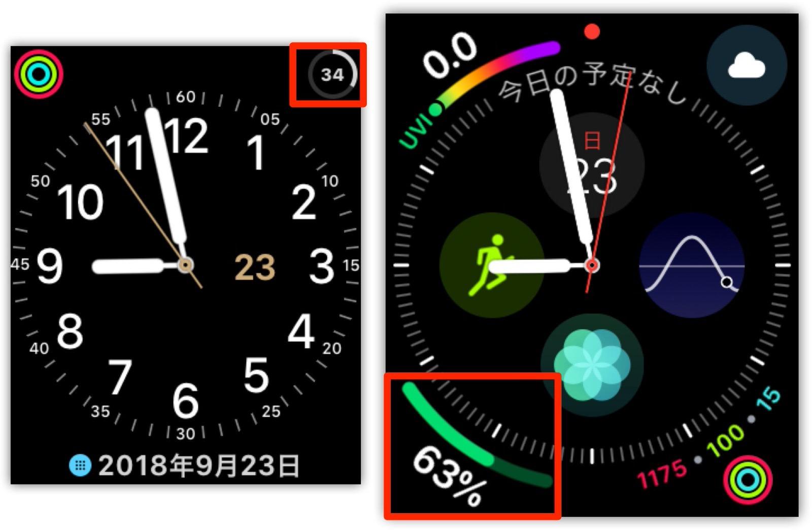 Apple Watch Series 4 −9