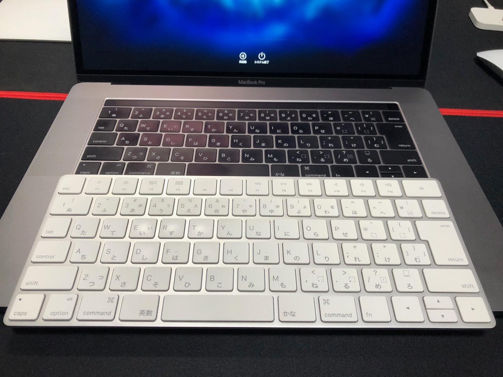 Magic Keyboard(テンキー付き)- 日本語(JIS) - シルバー4
