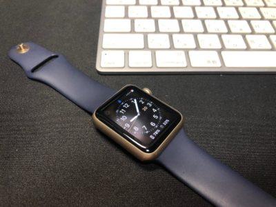 [Apple Watch]待ちに待った新型 Apple Watch Series 4 が配送されました!