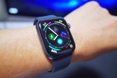 [Apple Watch]新型 Apple Watch Series 4 が届いたので早速開封してみたよ