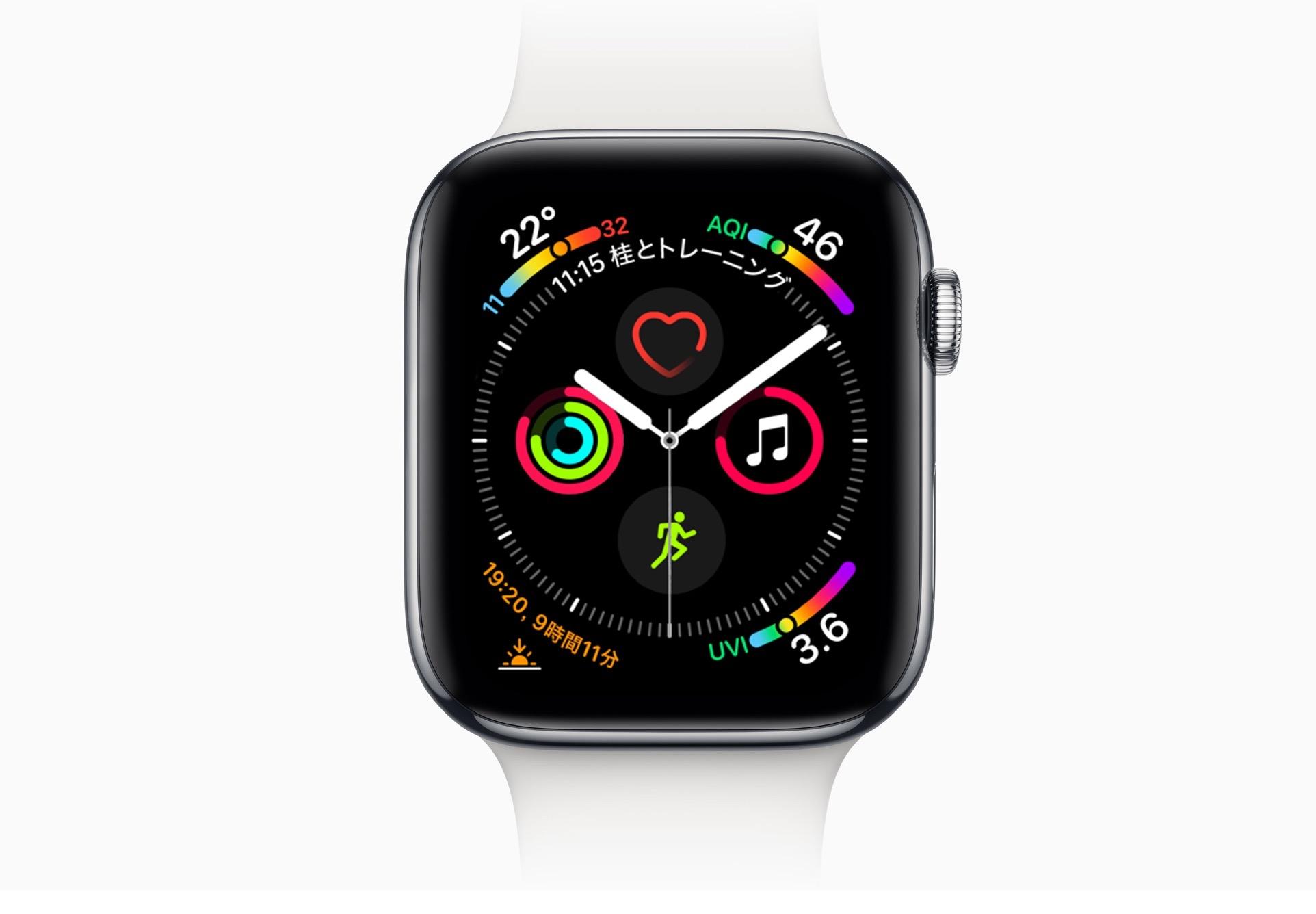 Apple Watch Series 4 -5