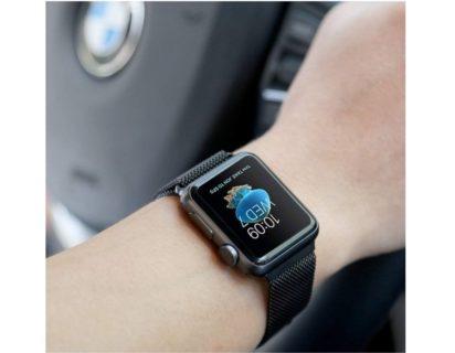 [Apple Watch]新型 Apple Watch Series 4 用にミラネーゼループ風バンドが欲しかったのでAmazonでコスパ抜群のバンドを注文してみたよ