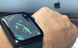 [Apple Watch]新型 Apple Watch Series 4 のディスプレイ保護フィルムを購入し約10日過ごしてみた感想を書いてみるよ