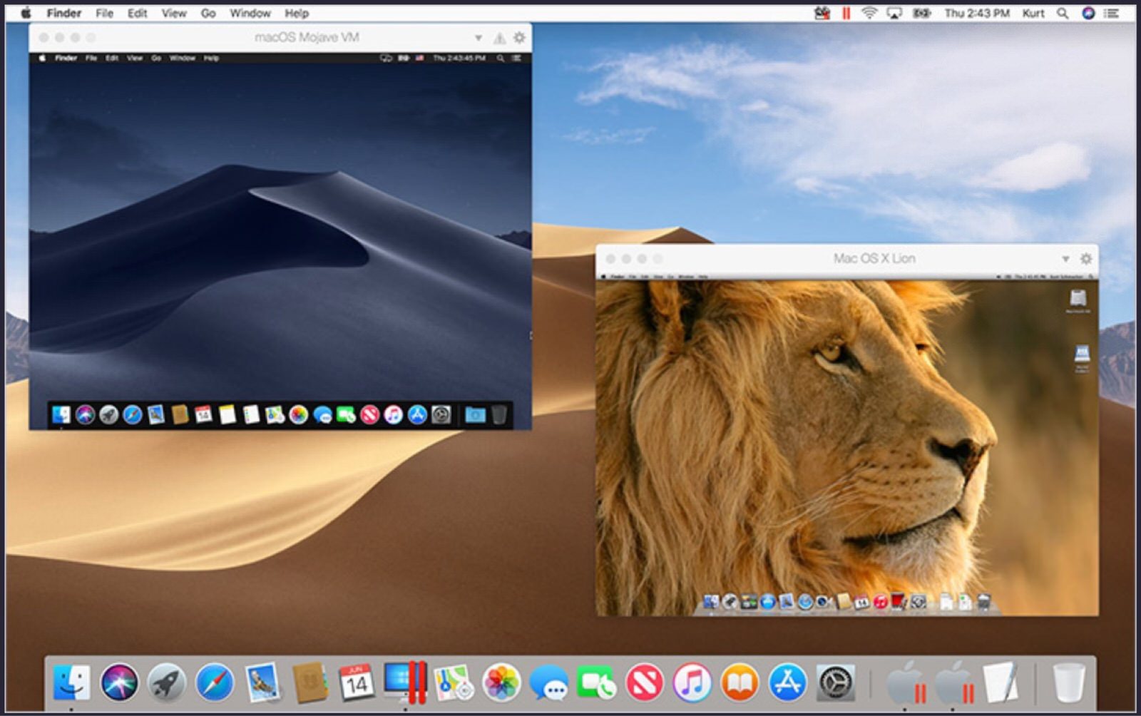 Parallels Desktop 14 for Mac−1
