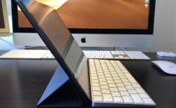 [iPad Pro]新型iPad Pro 12.9インチでの文字入力時に Apple Magic Keyboard を使用すると誤入力が格段に減り激速になったよ(個人的感想)