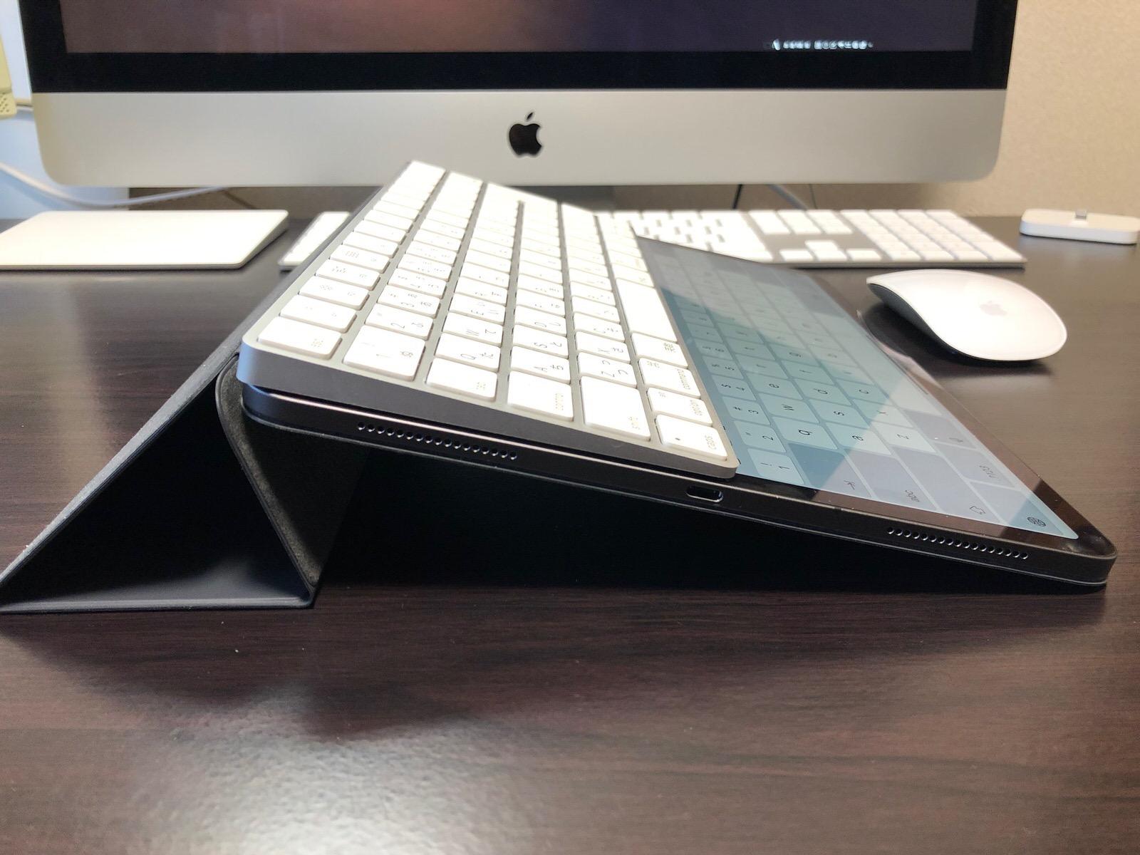 新型iPad Pro 12.9インチ+Apple Magic Keyboard-5