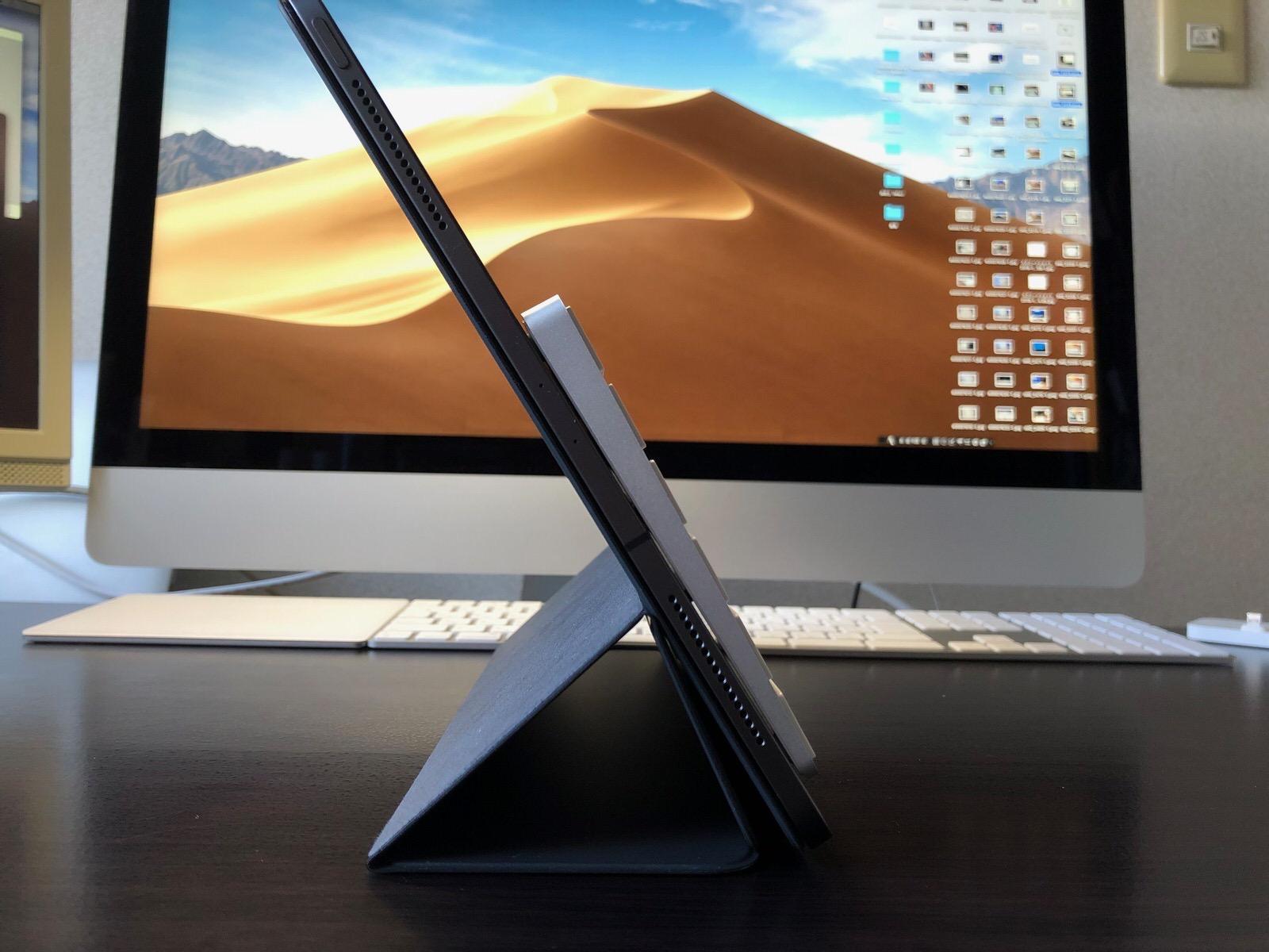 新型iPad Pro 12.9インチ+Apple Magic Keyboard-7