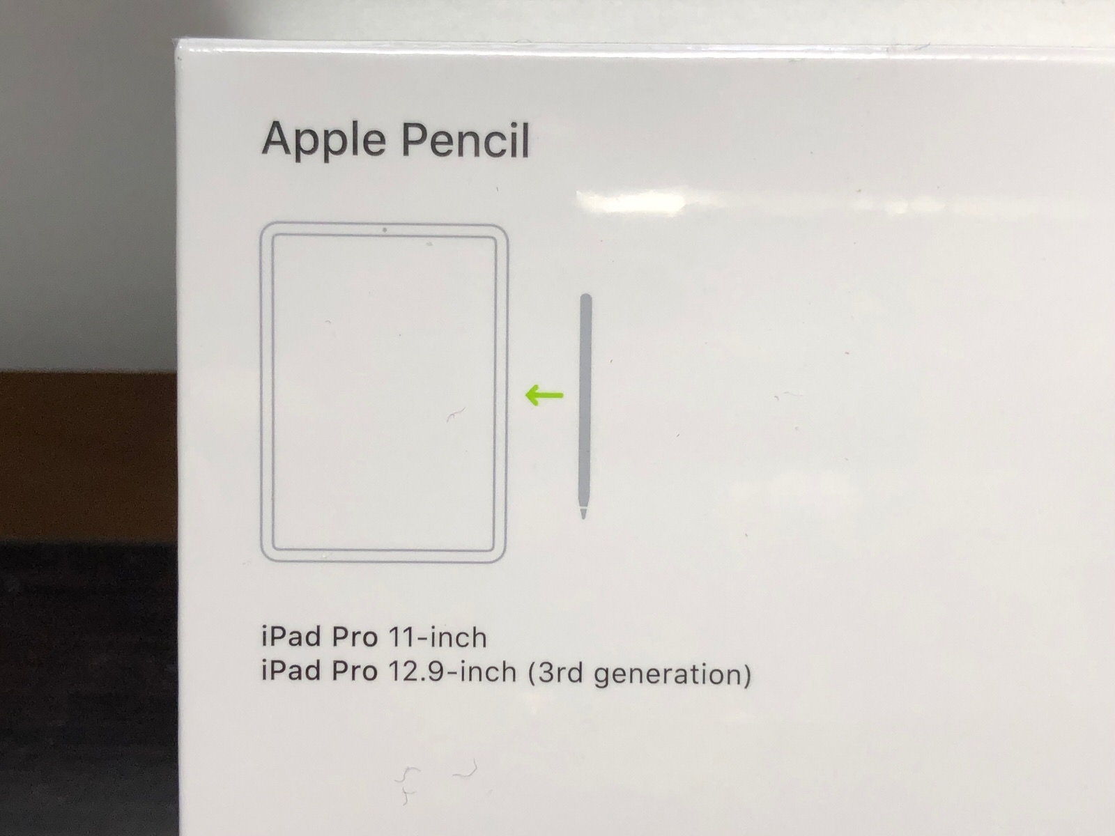 Apple Pencil(第2世代)-4