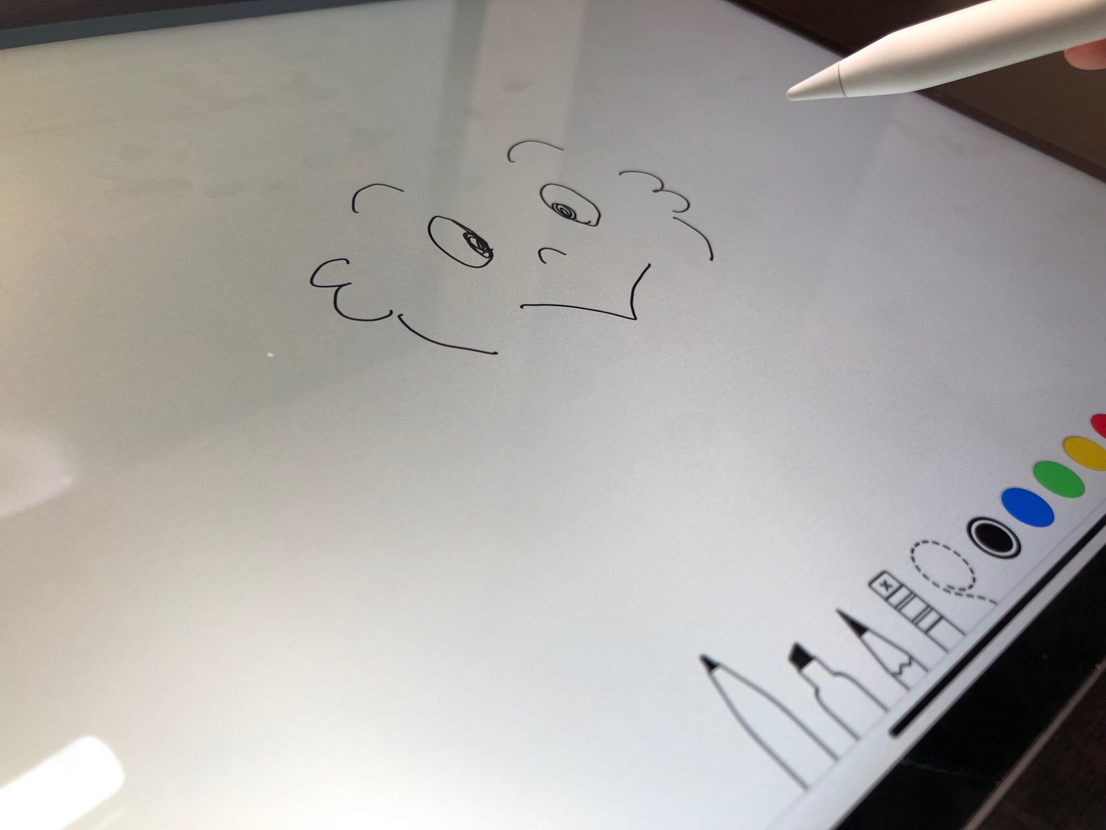 Apple Pencil(第2世代)-10