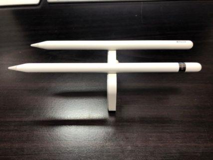 [iPad Pro]遅れること10日 Apple Pencil(第2世代)が届いたので早速開封して新型 iPad Pro 12.9インチに書いてみたよ
