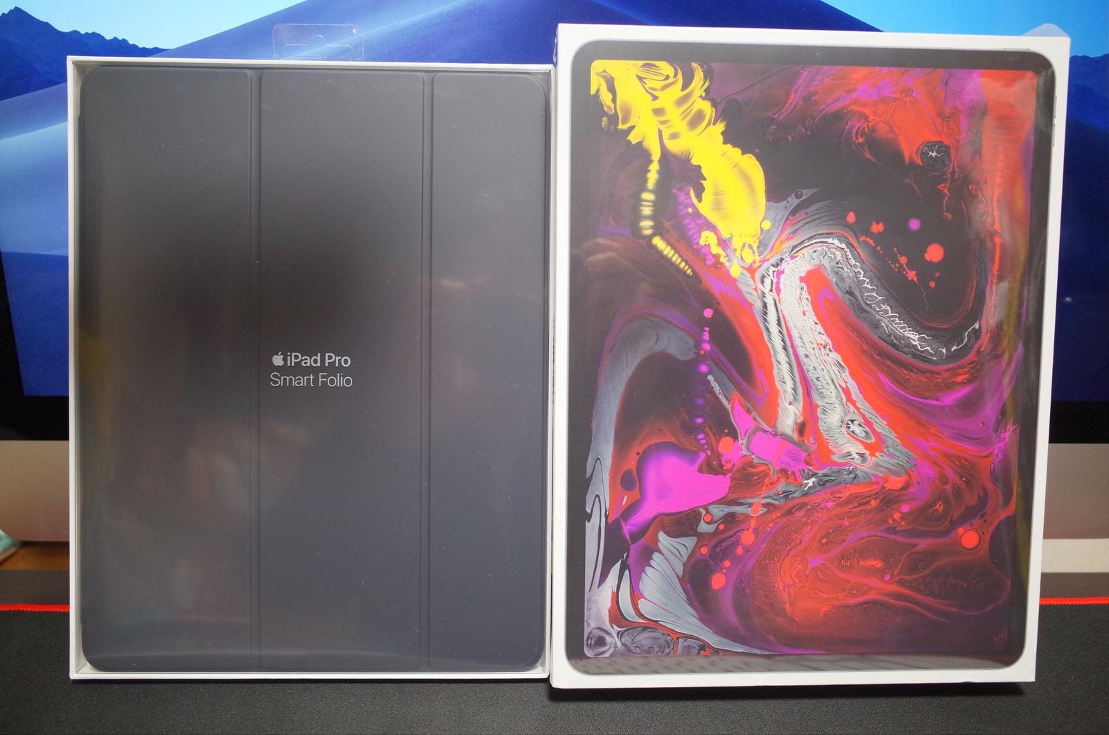 新型 iPad Pro 12.9インチ スペースグレイ 256GB セルラー版-1