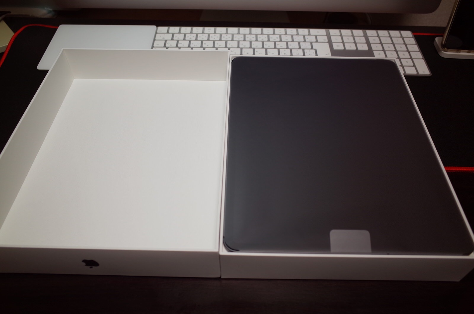 新型 iPad Pro 12.9インチ スペースグレイ 256GB セルラー版-6