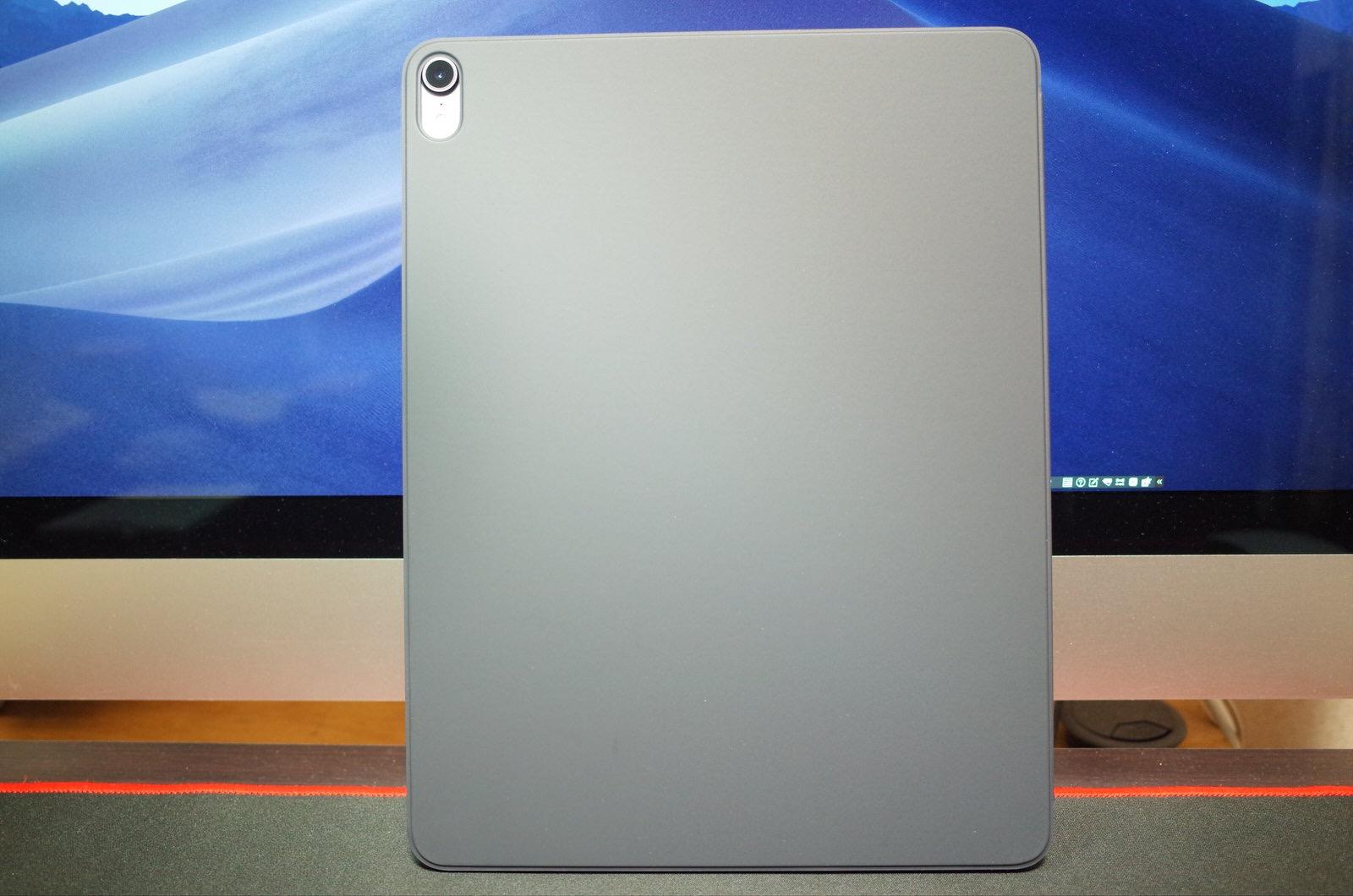 新型 iPad Pro 12.9インチ スペースグレイ 256GB セルラー版-12