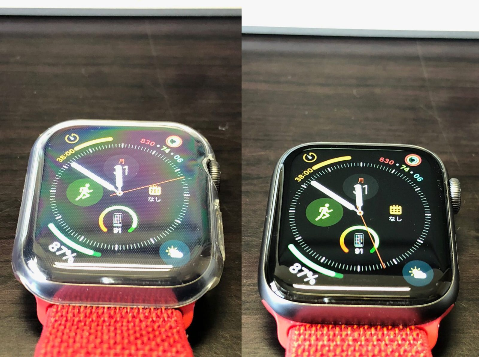 Apple Watch Series 4 キズ-5