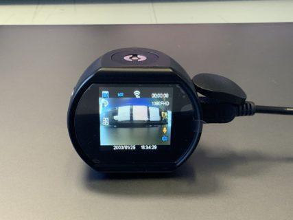 [Amazon]Wi-Fi対応【2018年最新版】1080PフルHD SONYセンサー搭載のドライブレコーダーを購入してみたよ
