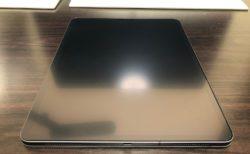 [iPad Pro]新型iPad Pro 12.9インチ にペーパーライクな液晶保護フィルムを貼ったらやはり書き味が向上したよ