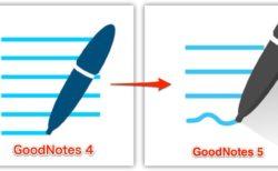[iPad Pro]お気に入りメモアプリ「GoodNotes 4」がメジャーアップデートで「GoodNotes 5」になったよ!嬉しい♪
