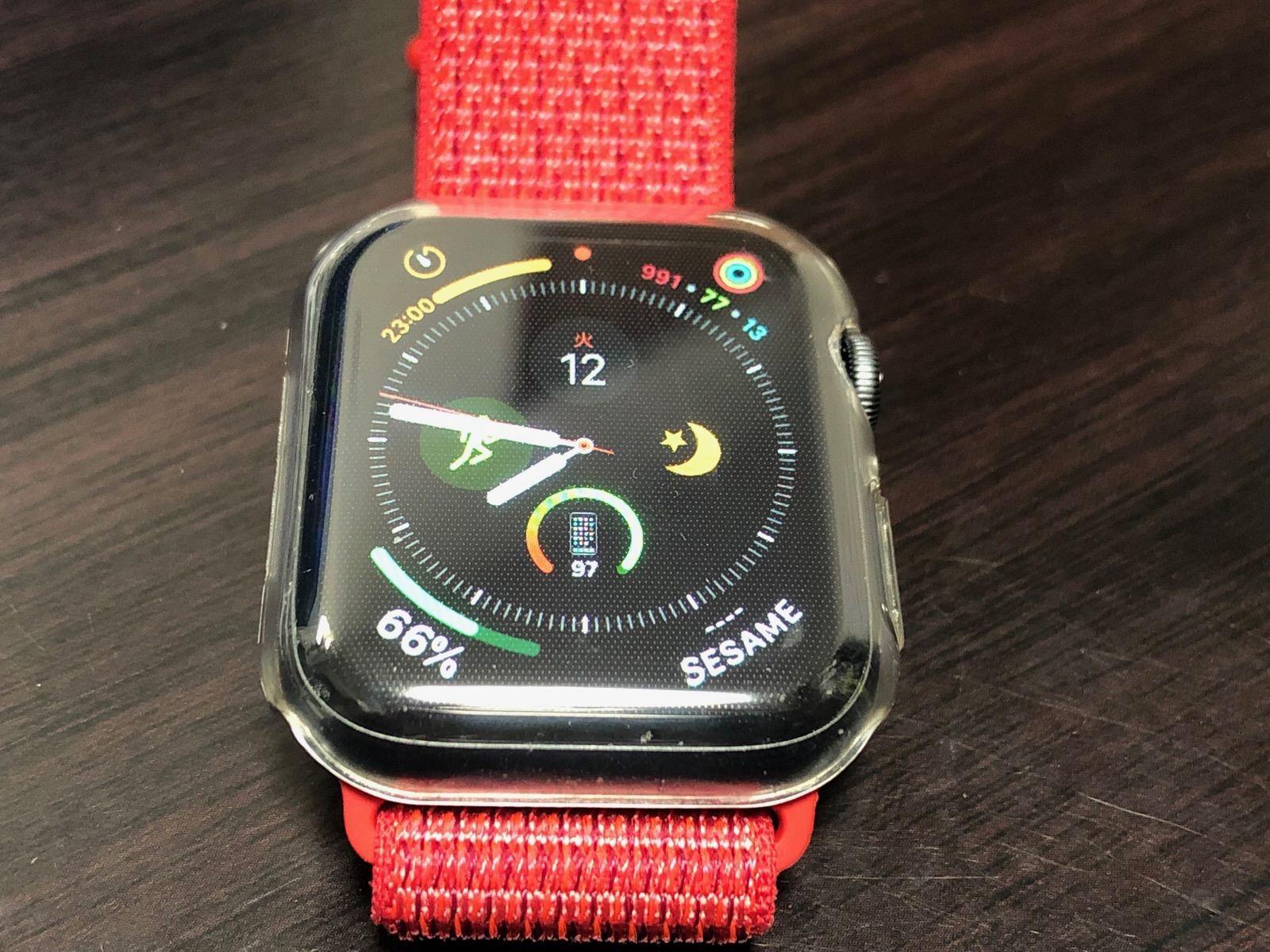 casualcatch Apple watch4 ケース 保護ケース カバー-7