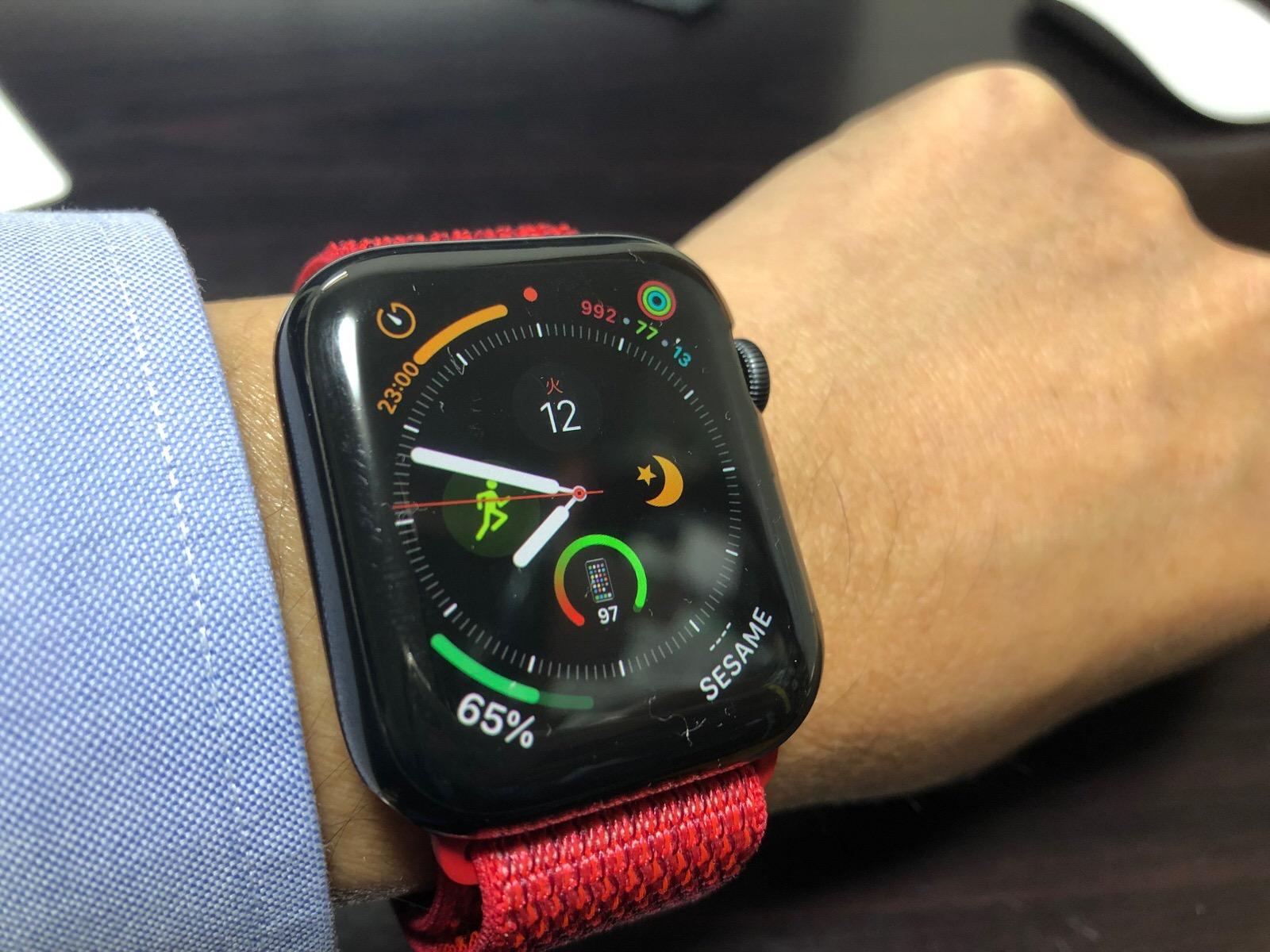 casualcatch Apple watch4 ケース 保護ケース カバー-10