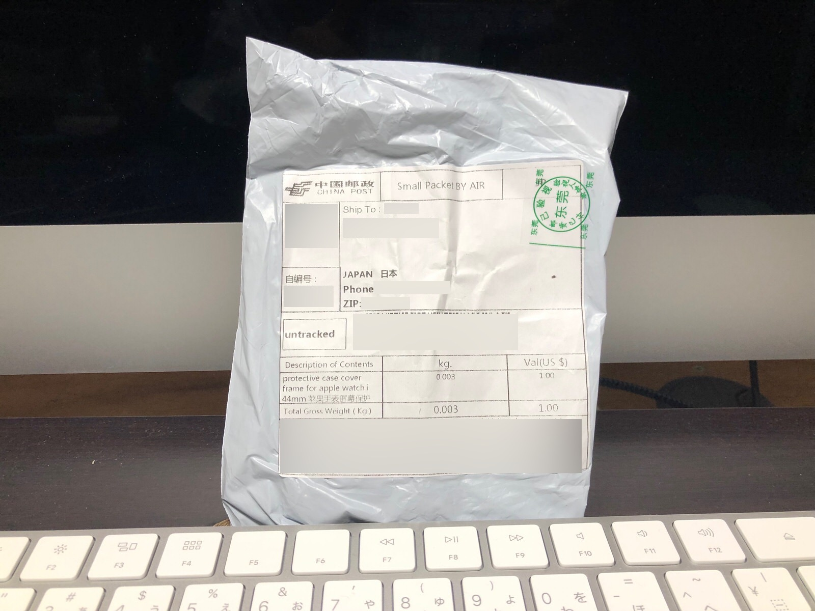 casualcatch Apple watch4 ケース 保護ケース カバー PCケース 傷を防止 防塵 耐衝撃性 44mm−1