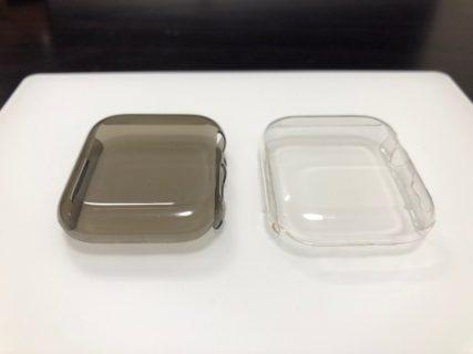 [Apple Watch]これに決まり!Apple Watch Series 4用ディスプレイ保護用ケースの使用感、視認性およびコスパを満たした製品