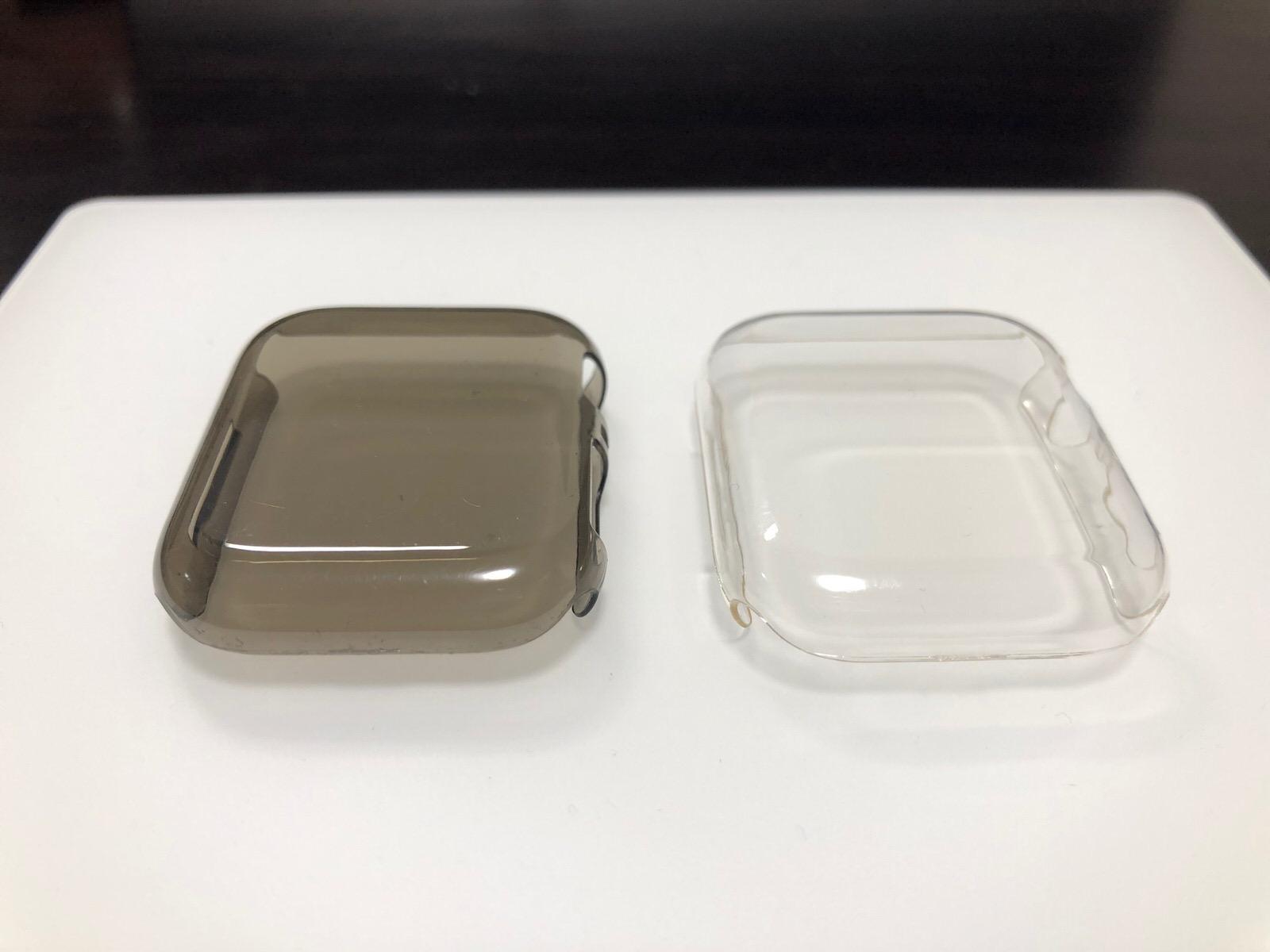 casualcatch Apple watch4 ケース 保護ケース カバー PCケース 傷を防止 防塵 耐衝撃性 44mm-3