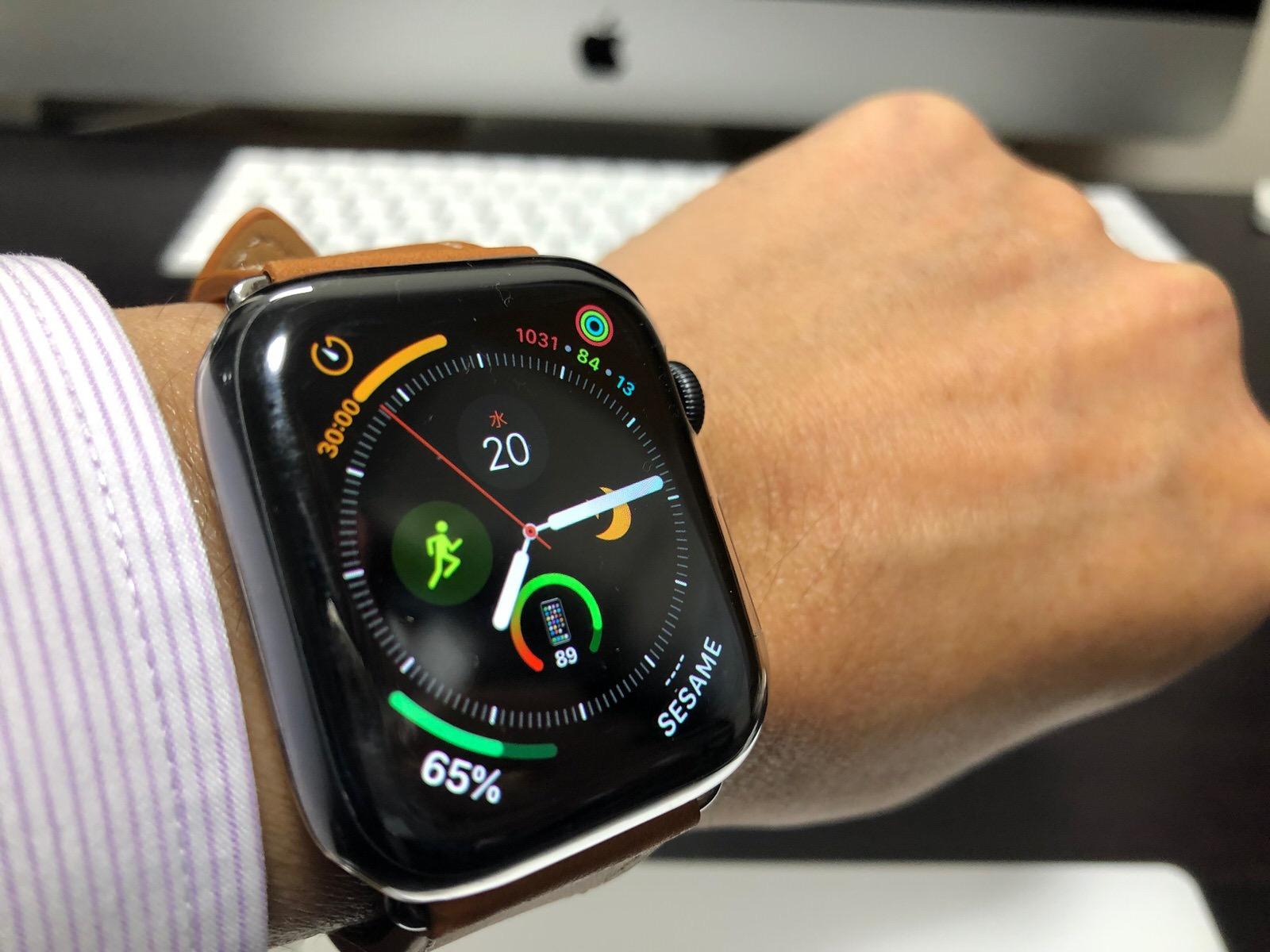 casualcatch Apple watch4 ケース 保護ケース カバー PCケース 傷を防止 防塵 耐衝撃性 44mm-6