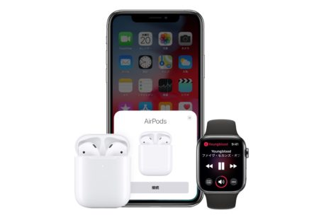 [Apple]ワイヤレス充電に対応した新しいAirPodsが発表されたので早速ポチった・・・けど残念なところも